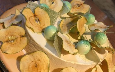 Apple Pie Parfait 'Slot Oostende'